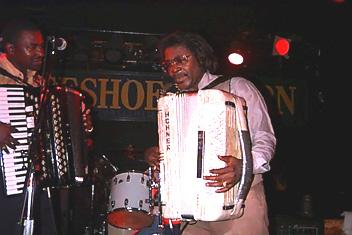 Father and Son, Zydeco Warriors